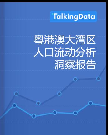 TalkingData-粤港澳大湾区人口流动分析洞察报告