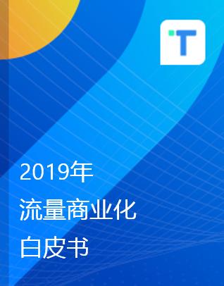 2019流量商业化白皮书——探寻商业向心力